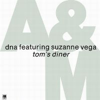 Cover DNA feat. Suzanne Vega - Tom's Diner