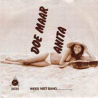 Cover Doe Maar - Anita