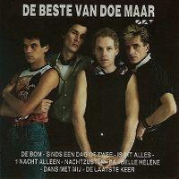 Cover Doe Maar - De beste van Doe Maar