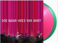 Cover Doe Maar - Hees van Ahoy