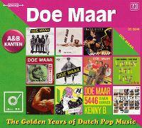 Cover Doe Maar - The Golden Years Of Dutch Pop Music
