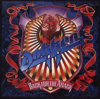 Cover Dokken - Back For The Attack
