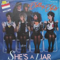 Cover Dolly Dots - She's A Liar