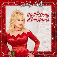 Cover Dolly Parton - A Holly Dolly Christmas