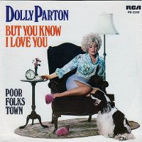 Cover Dolly Parton - But You Know I Love You