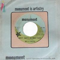 Cover Dolly Parton - Happy, Happy Birthday Baby