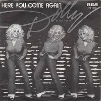 Cover Dolly Parton - Here You Come Again