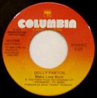 Cover Dolly Parton - Make Love Work