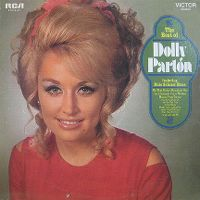 Cover Dolly Parton - The Best Of Dolly Parton