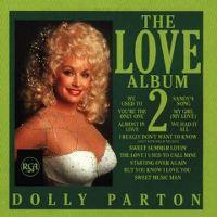 Cover Dolly Parton - The Love Album 2
