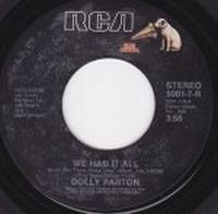 Cover Dolly Parton - We Had It All