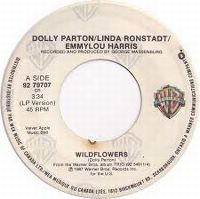 Cover Dolly Parton / Linda Ronstadt / Emmylou Harris - Wildflowers