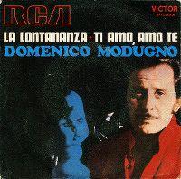 Cover Domenico Modugno - La lontananza