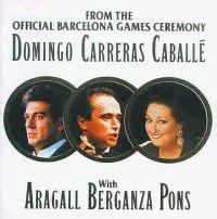 Cover Domingo / Carreras / Caballe - Barcelona Games