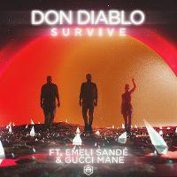 Cover Don Diablo feat. Emeli Sandé & Gucci Mane - Survive