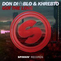 Cover Don Diablo & Khrebto - Got The Love