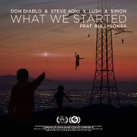 Cover Don Diablo & Steve Aoki x Lush & Simon feat. BullySongs - What We Started
