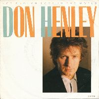 Cover Don Henley - Not Enough Love In The World