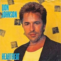 Cover Don Johnson - Heartbeat