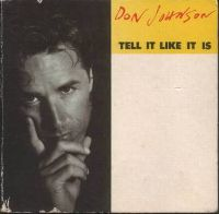 Cover Don Johnson - Tell It Like It Is