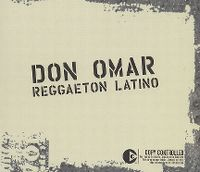 Cover Don Omar - Reggaeton latino