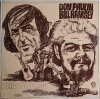 Cover Don Paulin & Bill Ramsey - Hard Travelling