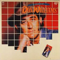 Cover Don Williams - A Touch Of