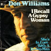 Cover Don Williams - I Recall A Gypsy Woman