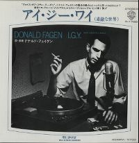 Cover Donald Fagen - I.G.Y. (What A Beautiful World)
