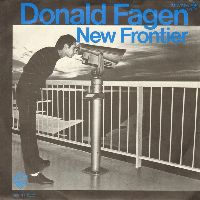 Cover Donald Fagen - New Frontier