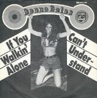 Cover Donna Gaines - If You Walkin' Alone