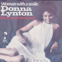 Cover Donna Lynton - Woman With A Smile