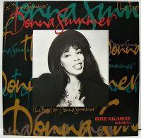 Cover Donna Summer - Breakaway