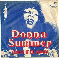 Cover Donna Summer - Could It Be Magic