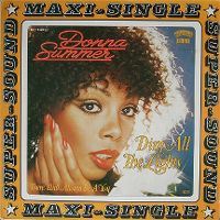 Cover Donna Summer - Dim All The Lights