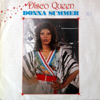 Cover Donna Summer - Disco Queen