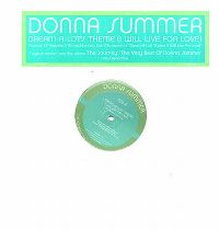 Cover Donna Summer - Dream-A-Lot's Theme (I Will Live For Love)