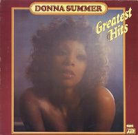 Cover Donna Summer - Greatest Hits