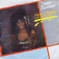 Cover Donna Summer - He's A Rebel