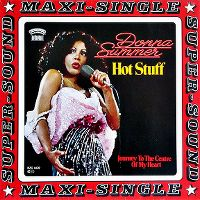 Cover Donna Summer - Hot Stuff