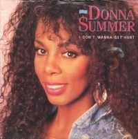 Cover Donna Summer - I Don't Wanna Get Hurt