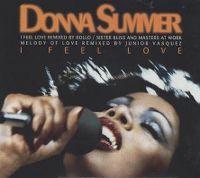 Cover Donna Summer - I Feel Love (Rollo & Sister Bliss Monster Mix)