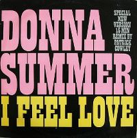 Cover Donna Summer - I Feel Love (Special New Version Remix By Patrick Cowley)