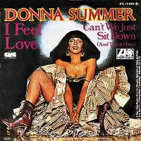 Cover Donna Summer - I Feel Love