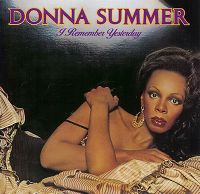 Cover Donna Summer - I Remember Yesterday