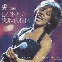 Cover Donna Summer - Live And More - Encore