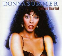 Cover Donna Summer - Live From New York