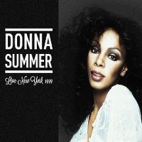 Cover Donna Summer - Live New York 1999