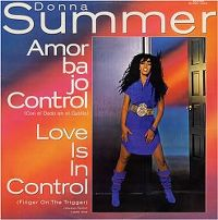 Cover Donna Summer - Love Is In Control (Finger On The Trigger)