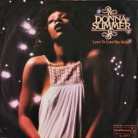 Cover Donna Summer - Love To Love You Baby